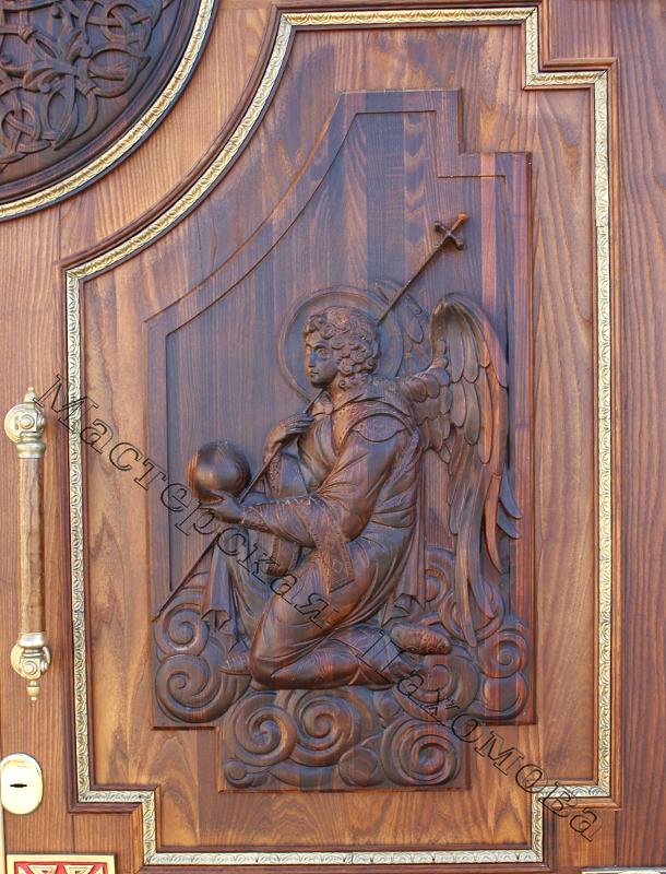 Двери деревянные в Досчатом – цены, фото, отзывы, купить