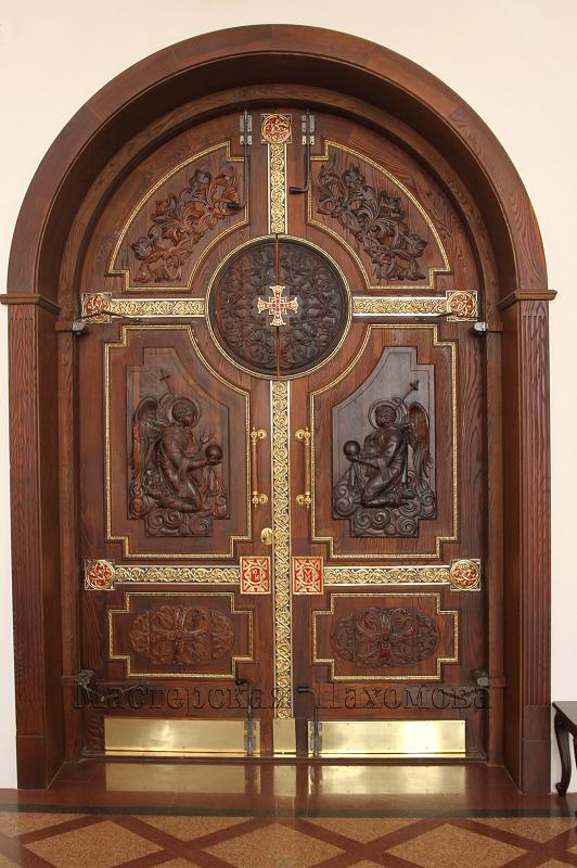 Двери Дуб - купить недорого в Москве
