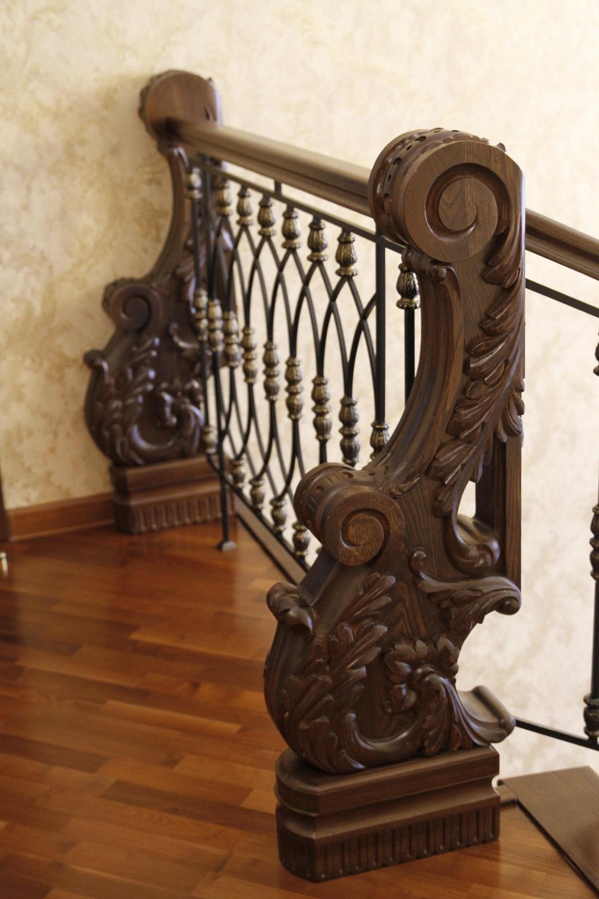 Лестницы и элементы от производителя в