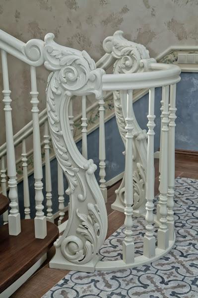 Балясины деревянные фото - Галерея наших работ