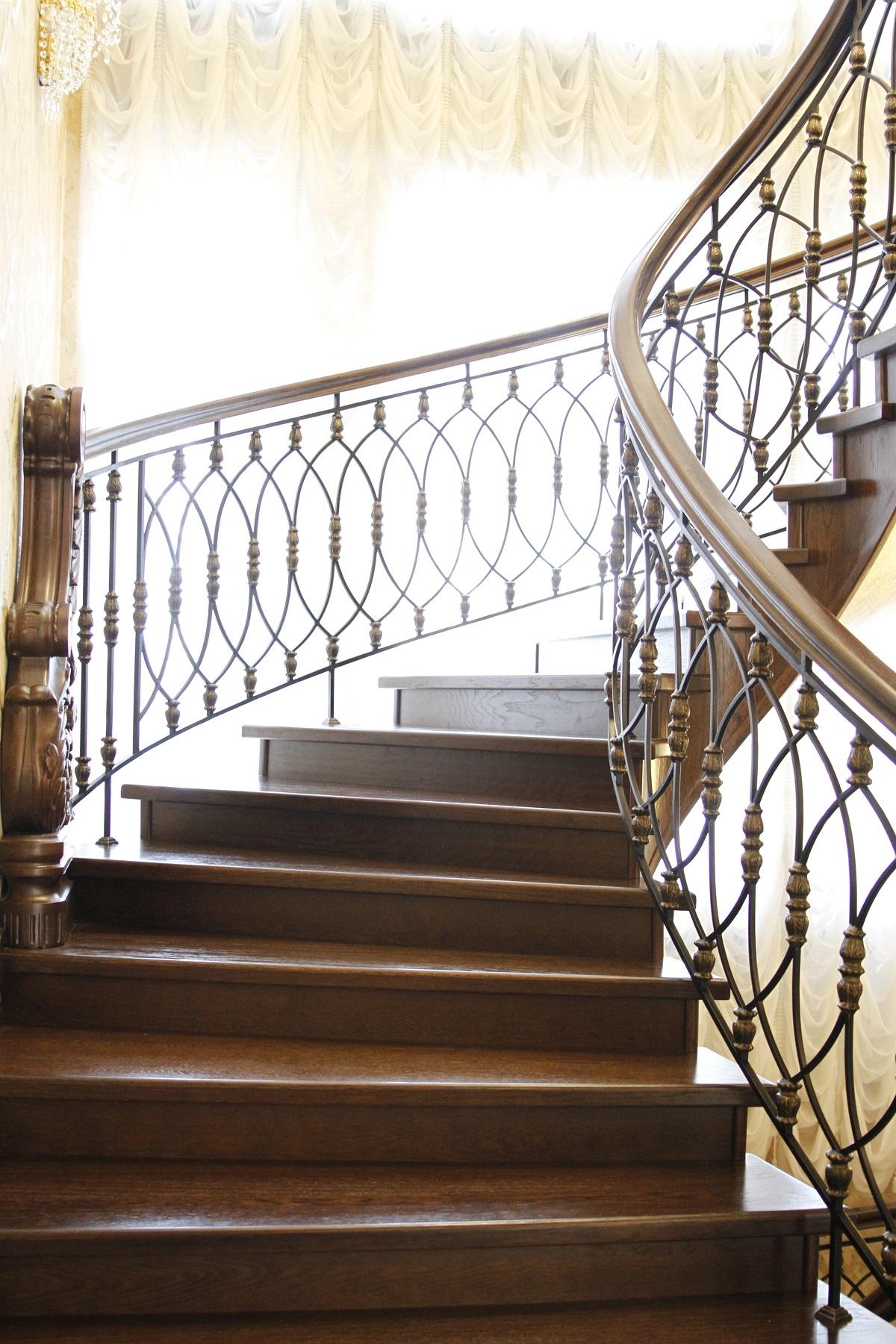 Лестница из металла цена, где купить в Гомельской области